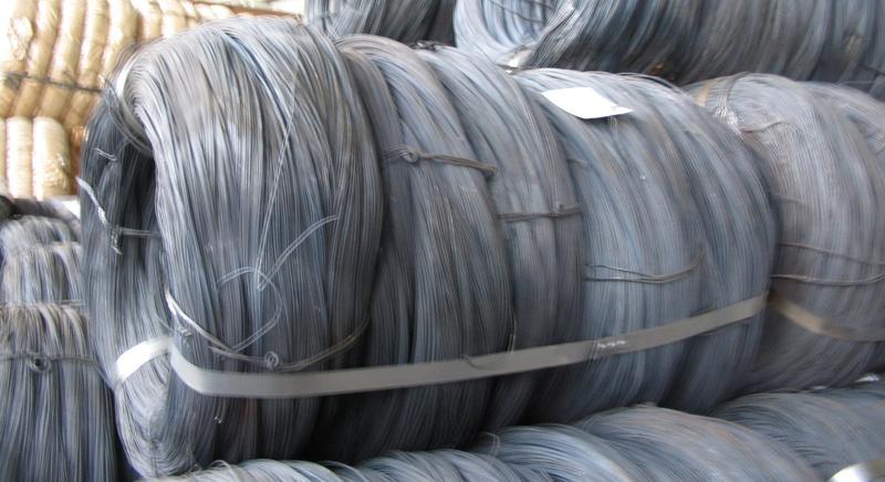 Проволока вязальная 0,8 ГОСТ 3282-74 термообработанная черная (ТОЧ)