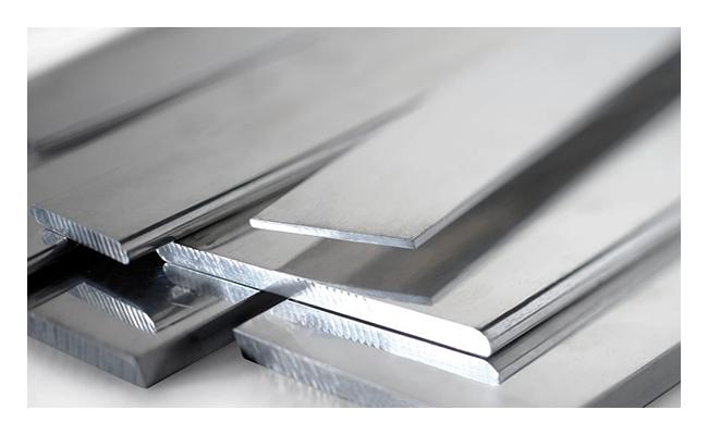 Алюминиевая шина (электротехническая) 80х4 АД0